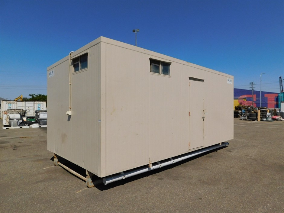 Statewide Transportable Ablution Block