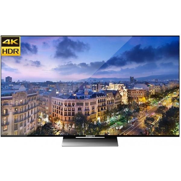 SONY 65ins Television, Model KD-65X93000 c/w Remote Control & Stand. N.B. N