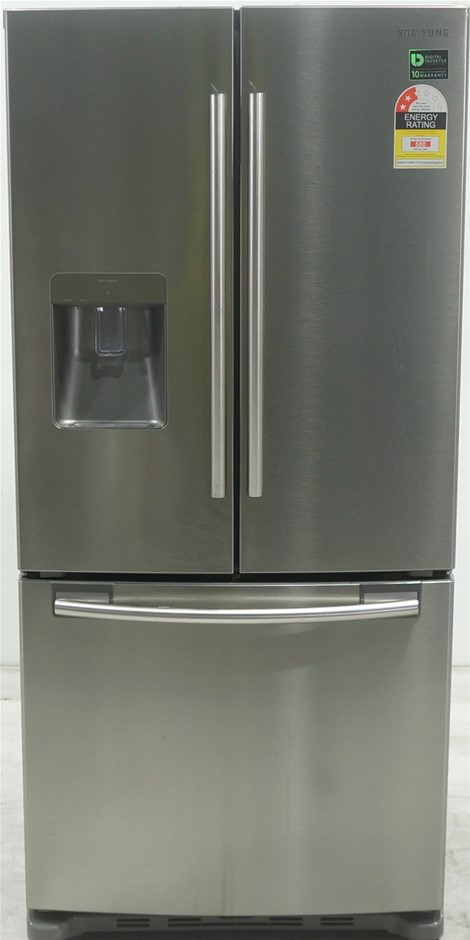 Samsung SRF583DLS 583L French Door Refrigerator