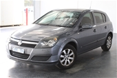 Unreserved 2007 Holden Astra CD AH