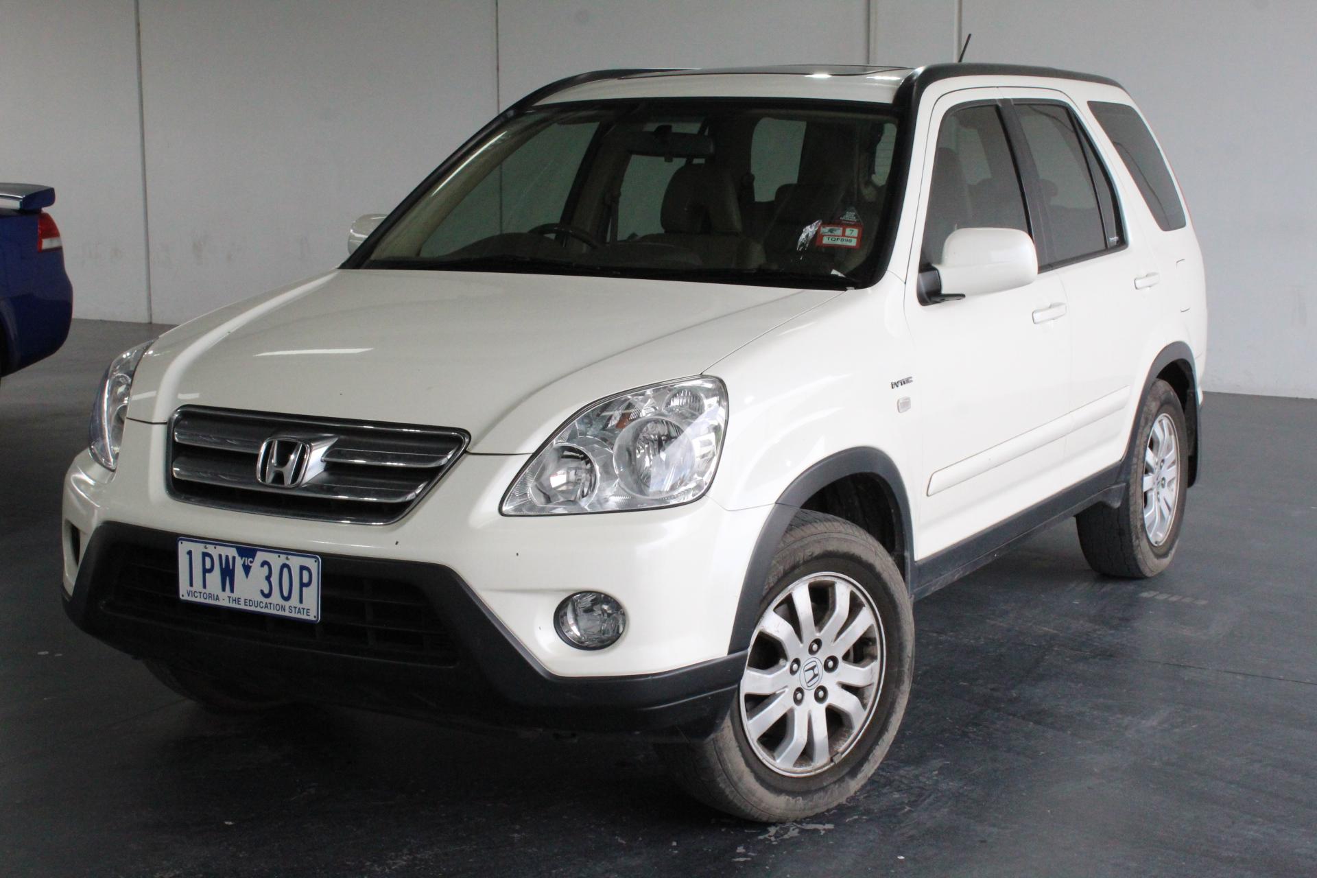 2005 Honda CR-V Sport RD Automatic Wagon