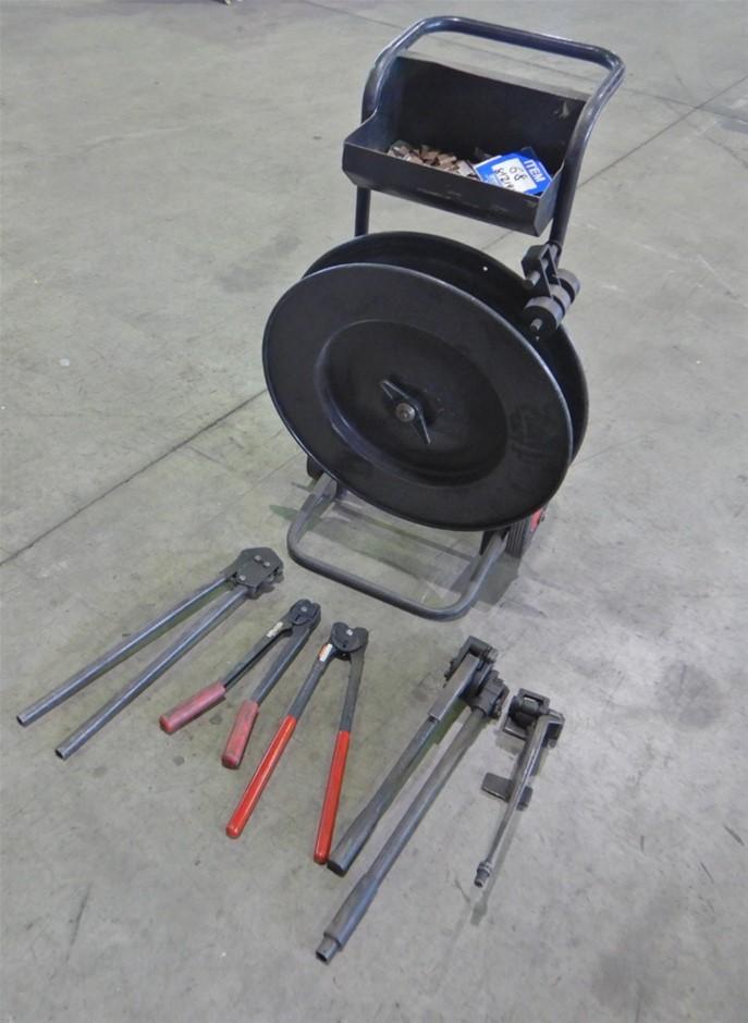Qty of Pallet Metal Straping Accessories (Pooraka, SA)