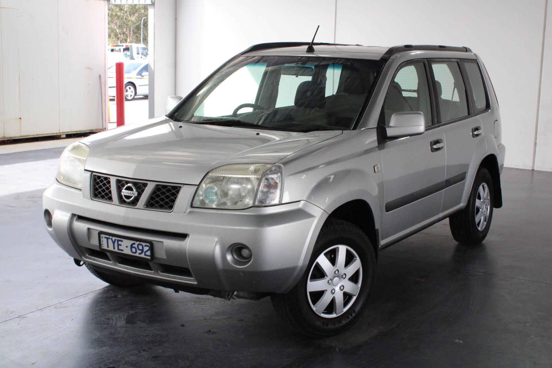 2005 Nissan X-Trail ST (4x4) T30 Manual Wagon