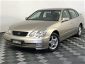 Unreserved 1999 Lexus GS300 ZS160R-BEQ