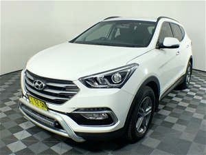2016 Hyundai Santa Fe Active DM Turbo Di