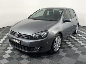 2011 Volkswagen Golf 118TSI Comfortline