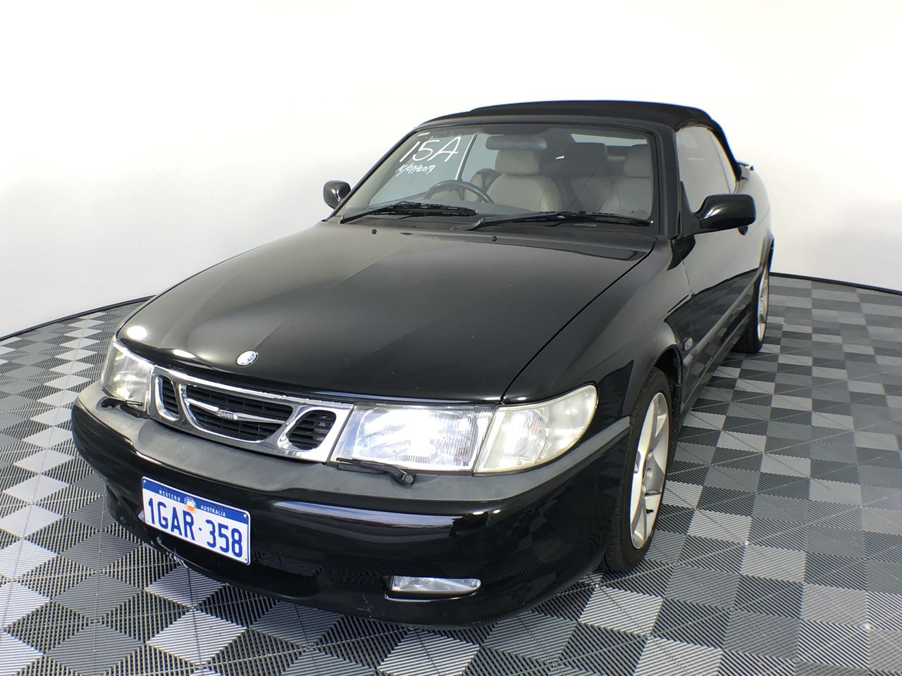 2003 Saab 9-3 TURBO 2.0t Automatic Convertible
