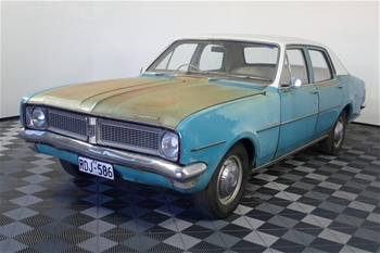 1971 Holden HT Kingswood Automatic Sedan