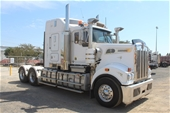 2010 Kenworth T908 6 x 4 Prime Mover Truck