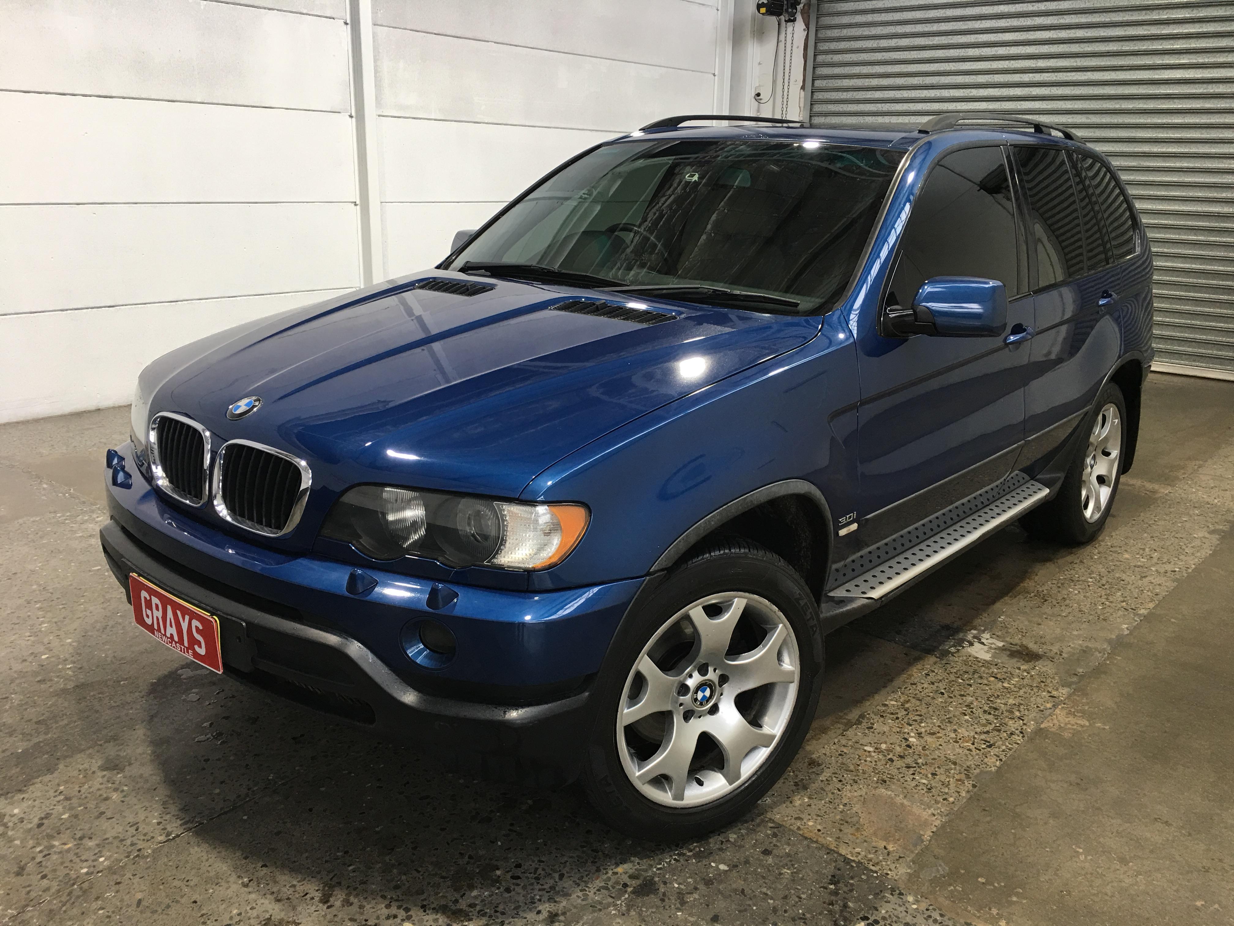 2001 BMW X5 3.0i E53 Automatic Wagon