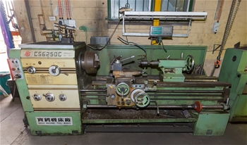 GAP BED CENTRE LATHE