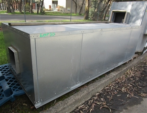Paragon DBCC Industrial Fan Coil Unit