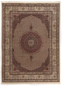 Persian Mood Hand Knotted Fine Quality W