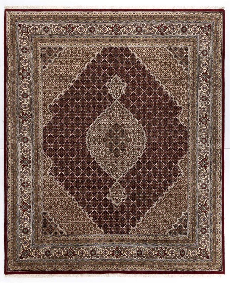 Mahi Design Pin Point Quality Hand Knotted Rug Size (cm): 250 x 300