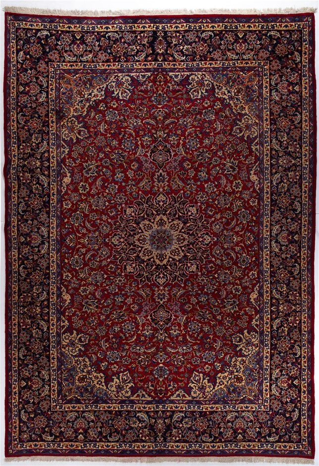 Persian Najafabad Hand Knotted Rug Size (cm): 297 x 422