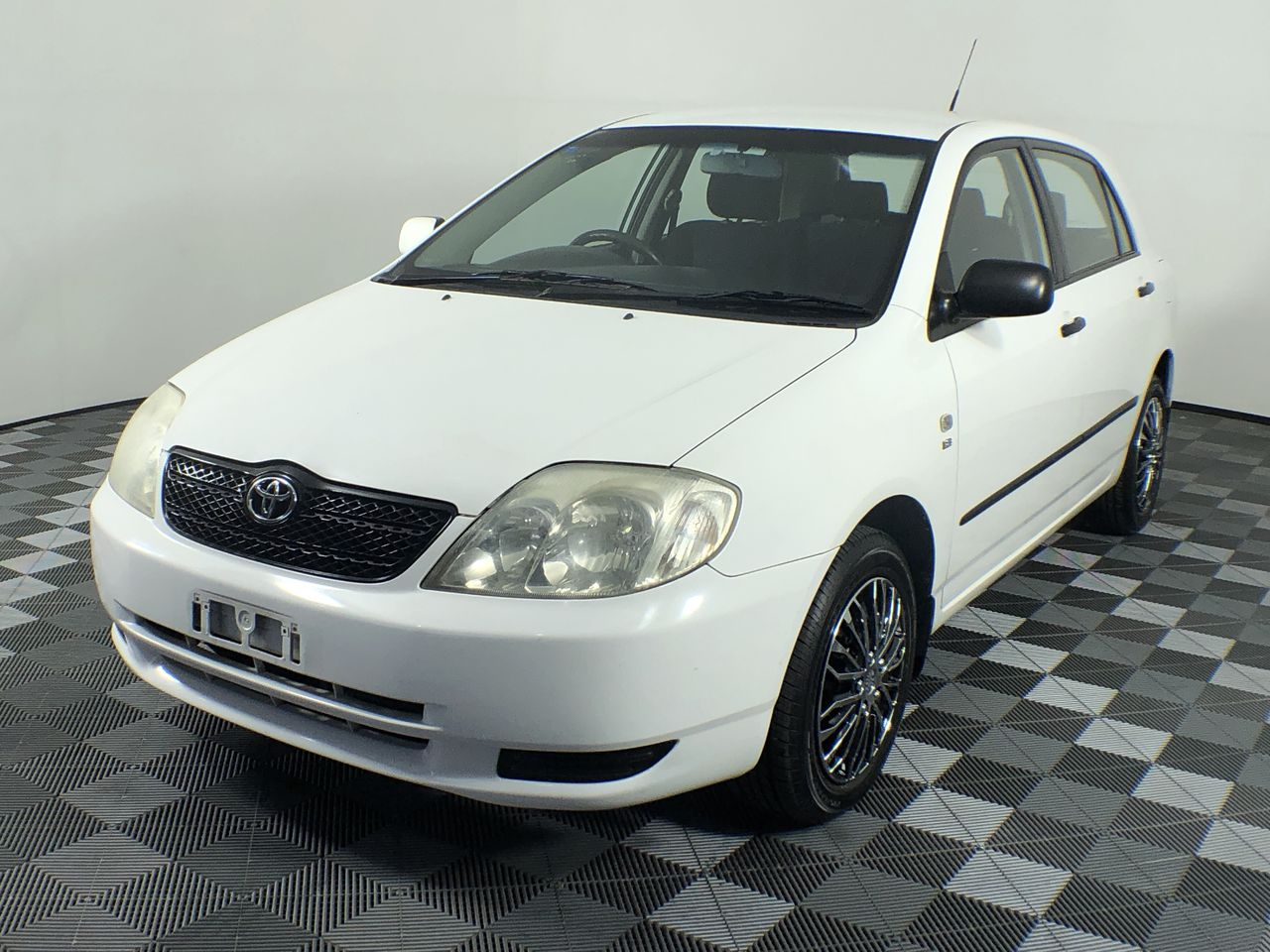 2003 Toyota Corolla Ascent Seca ZZE123R Automatic Hatchback