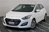2016 Hyundai i30 Active GD Automatic Hatchback