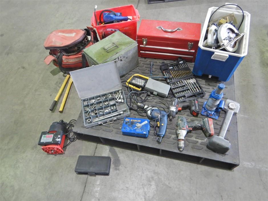 Quantity of Power and Hand Tools (Pooraka, SA)