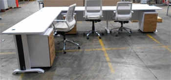 Large Qty Office Furniture