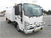 2012 Isuzu NLR 200 Medium Sitec 150 Series III 4 x 2 Service Truck