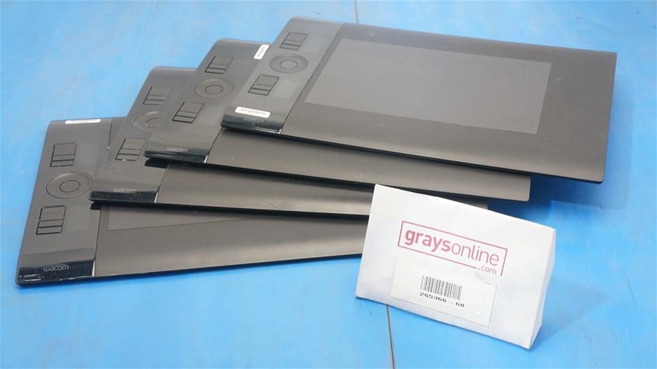 Wacom Intuos4 Medium Digital Tablet PTK-640 (4-Pack)
