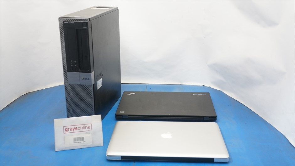 Dell Optiplex 980 and Laptop Bundle