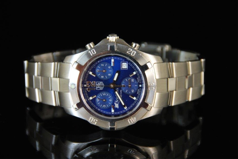 "Gents Authentic Tag Heuer ""Seychelles Limited Edition"""