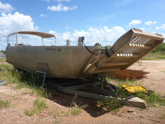 Raysea Marine Barge (Ngukurr, NT)