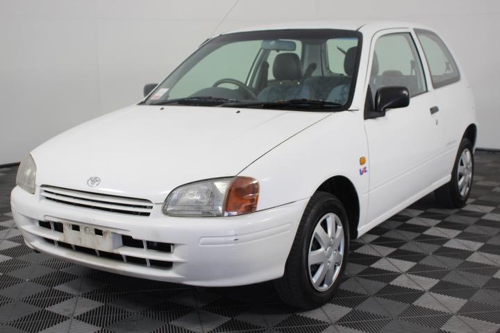 1998 Toyota Starlet Life EP91R 3 auto Hatchback