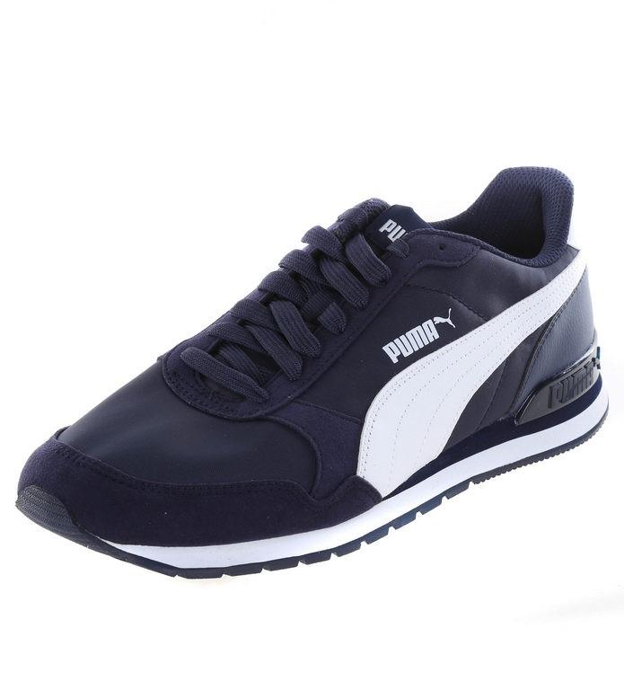 Pair Men`s PUMA Soft Foam & Optimal Comfort Trainers, UK