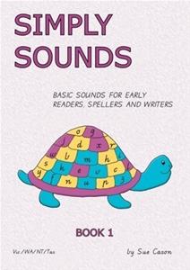 822 x Simply Sounds Book 1 Vic/WA/Tas/NT