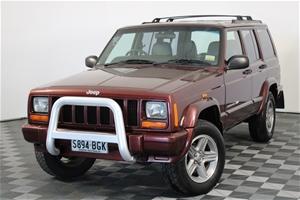 2000 Jeep Cherokee Classic (4x4) XJ Auto