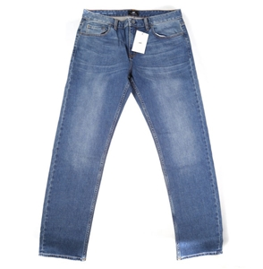 JAG Men`s Dean Loose Tape Jeans, Size 33