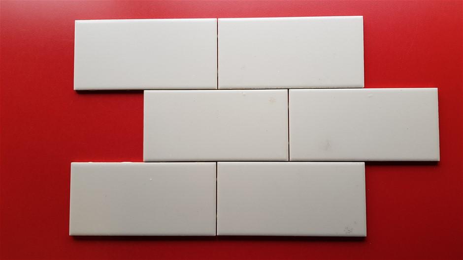 Johnson Snowgum Matt Wall Tile (3 boxes = 3m2) RRP $100