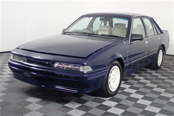1986 HDT VL LE Automatic Sedan