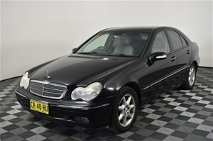2001 Mercedes Benz C180 Classic W203 Aut