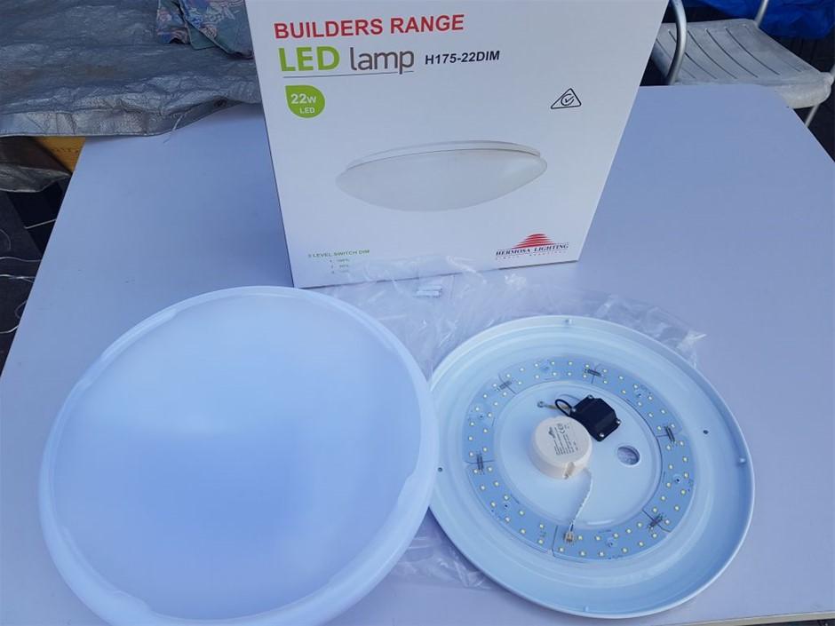 Box of LED Ceiling light , H175-22DIM , 5000K