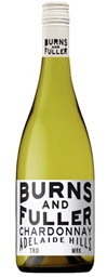 Burns & Fuller Chardonnay 2019 (12 x 750mL), Adelaide Hills, SA.