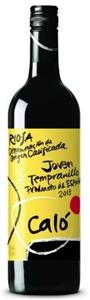Calo Tempranillo Rioja 2018 (12 x 750mL)