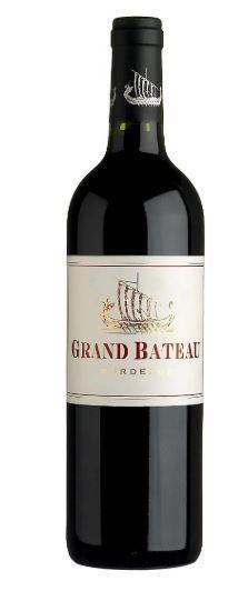 Grand Bateau Rouge Bordeaux 2016 (12 x 750mL) Bordeaux, France