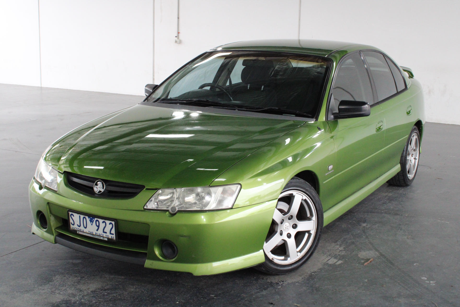 2003 Holden Commodore S Y Series Supercharged Auto Sedan