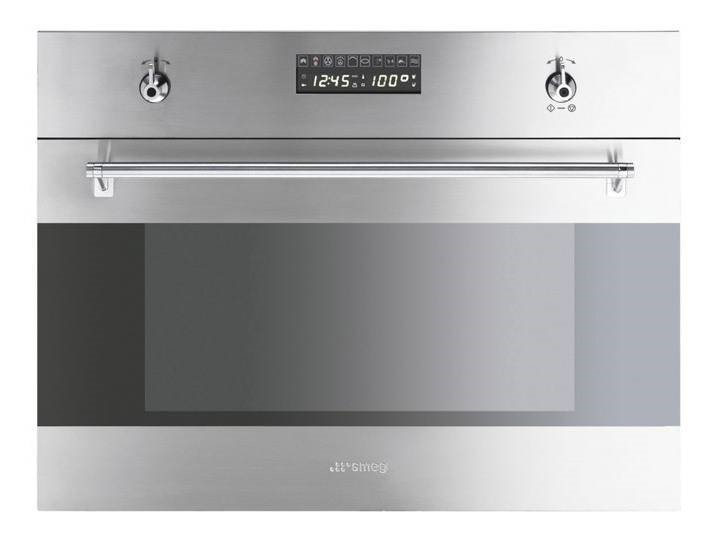 Smeg 60cm Stainless Steel Steam Oven (SA45VCX2)
