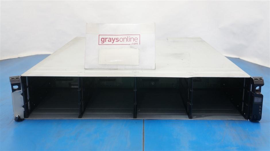 Dell Compellent Series 30 HB-1235 12-Bay SAS Enclosure (No Hard Drives)