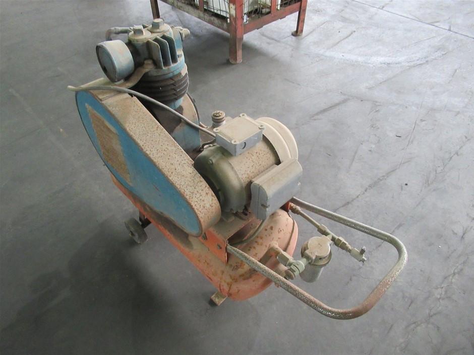 Binks Bullows KA-300 Air Compressor (Pooraka, SA)