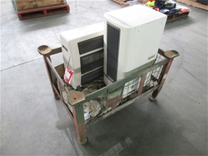 Portable Air Conditioner & Gas Heater (P