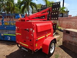 2012 JLG Industries 6308AN-6 Lighting To