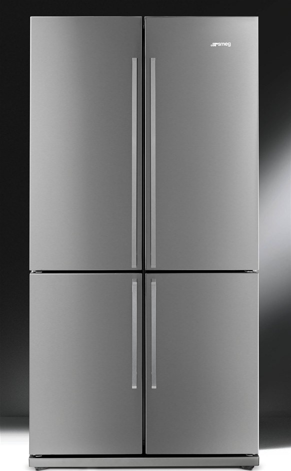 Smeg 583 Litre French Door Refrigerator - Model FQ60XPA
