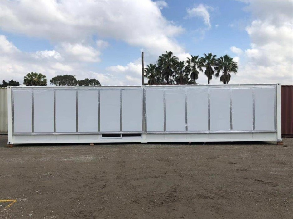 2019 Container House /Portable Building /Office / Site Shed with Awning