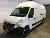2015 Renault Master ELWB HIGH ROOF Turbo Diesel Manual Vanc