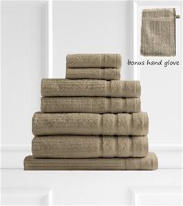 Royal Comfort Egyptian Cotton 600 GSM 8